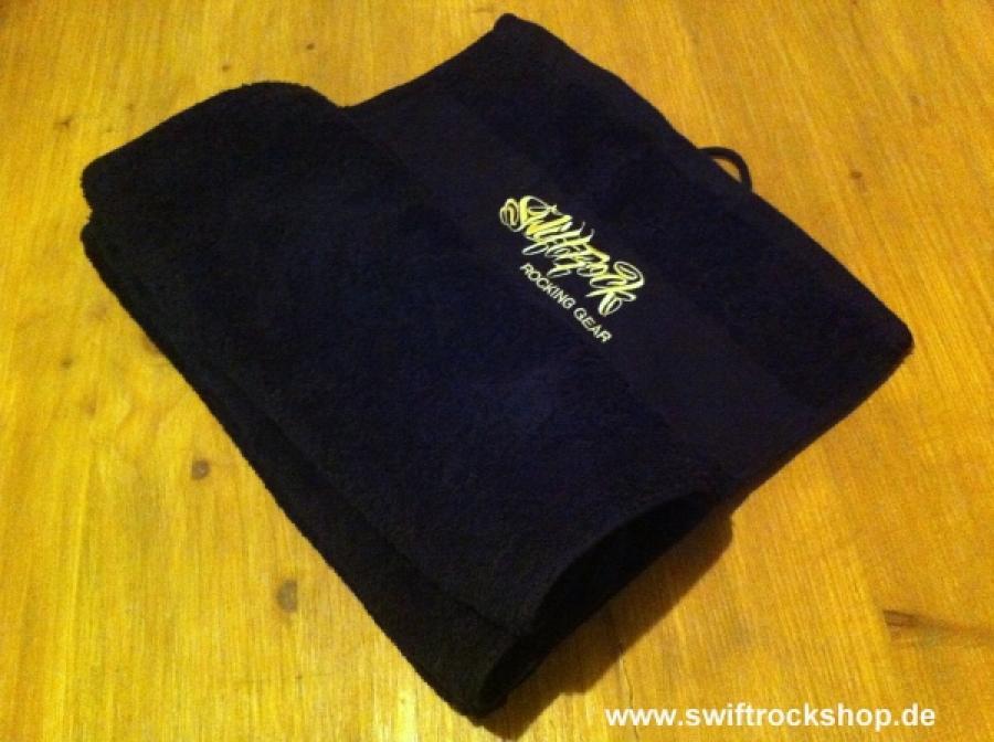 Swift Rock Rocking Gear Sport Handtuch Schwarz