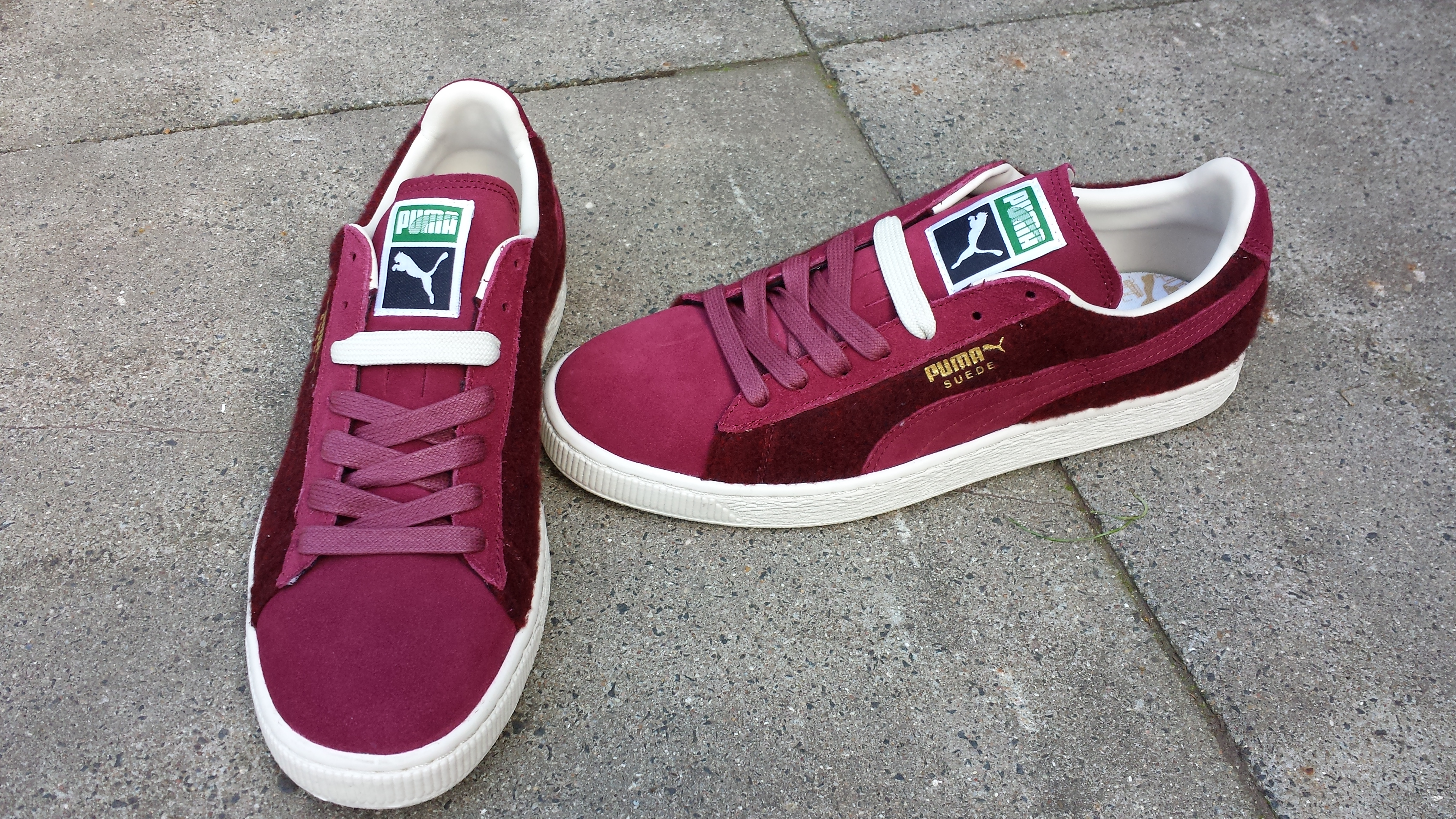 new product 23802 98390 Puma Suede City Menswear Schuh / Sneaker