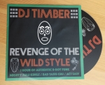 DJ Timber Revenge of the Wild Style Mix CD