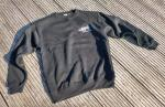 Swift Rock Rocking Gear Logo Sweater Black