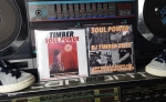 Break DJ Timber Soul Power BBoy Mix CD